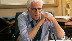Ted Danson Is Teaming Up With Tina Fey and Robert Carlock for a New NBC Comedy
