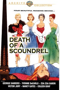 Death of a Scoundrel as Leonard Wilson