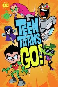 Teen Titans Go! as Parry
