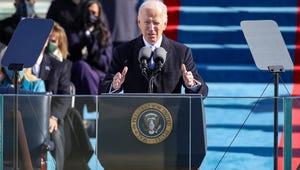 Biden Inauguration: Rewatch President's Speech, Lady Gaga's Anthem, Jennifer Lopez's Performance, and the Celebrating America Special