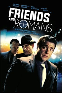 Friends and Romans as Angela DeMaio