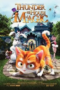 The House of Magic as Nurse Baxter voice