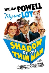 Shadow of the Thin Man as Nick Charles