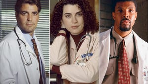 ER Cast Photos: Then and Now