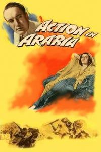 Action in Arabia as Chakka