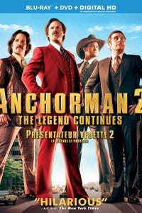 Anchorman 2: The Legend Continues as Veronica Corningstone
