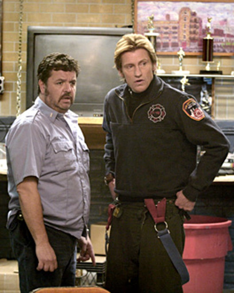 Rescue Me - John Scurti and Denis Leary