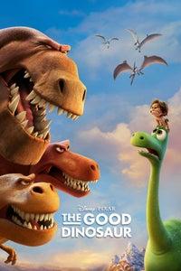 The Good Dinosaur as Momma