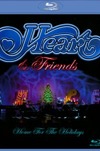 Heart & Friends: Home for the Holidays From Benaroya Hall