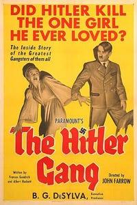 The Hitler Gang as Fritz Thyssen