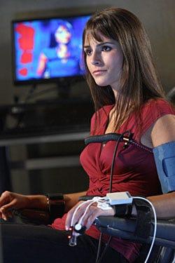 "Chuck - Season 2, ""Chuck Vs. The Gravitron"" - Jordana Brewster as Jill"