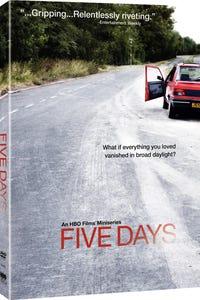Five Days as DSI Iain Barclay
