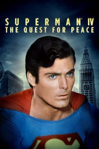 Superman IV: The Quest for Peace as Cosmonaut - Space Walker