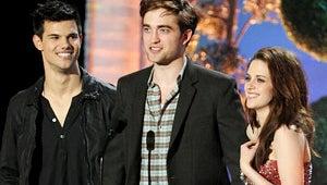 Twilight Dominates Again at MTV Movie Awards