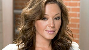 Leah Remini Readies for King of Queens' Royal Send-off