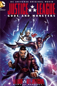 Justice League: Gods and Monsters as Batman/Kirk Langstrom
