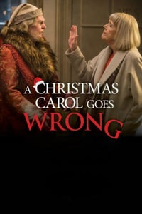 A Christmas Carol Goes Wrong as Aunt Diana