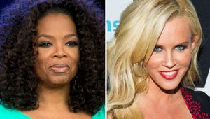 """Oprah to Jenny McCarthy: """"I Don't Have a Sh-- List"""""""