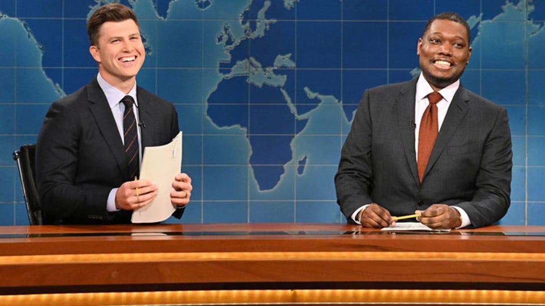 Colin Jost and Michael Che, Saturday Night Live