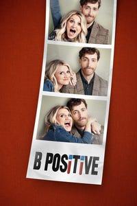 B Positive as Gina