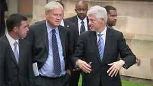MSNBC's Chris Matthews Explores The Bill Clinton Phenomenon