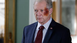 Scandal Mega Buzz: Can Cyrus Get Himself Out of Prison?