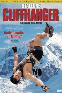 Cliffhanger as Davis