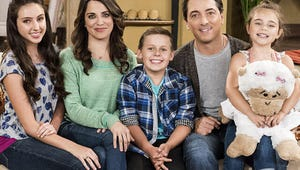 Check Out an Exclusive First Look at Scott Baio's TV Return in See Dad Run