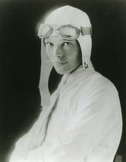 "American Experience - ""Amelia Earhart: The Price of Courage"" - Amelia Earhart"