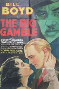 The Big Gamble as Alan Beckwith