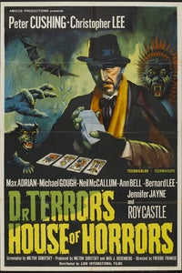 Dr. Terror's House of Horrors as Dr. Terror/Dr. W.R. Schreck