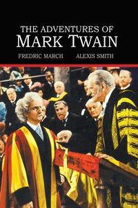 The Adventures of Mark Twain as Mrs. Langdon