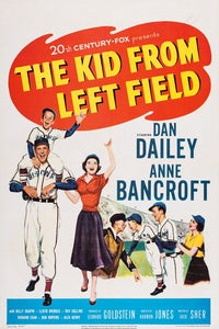 The Kid from Left Field as McDougal