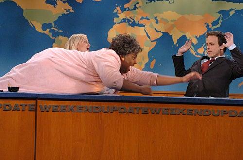 "Saturday Night Live - Amy Poehler, Kenan Thompson, Seth Meyers - ""Update Nanny"" - airdate 2/3/2007"