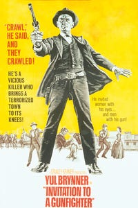 Invitation to a Gunfighter as Crane Adams