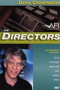 The Directors: David Cronenberg as Interviewee