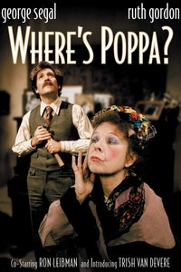 Where's Poppa? as Louise Callan