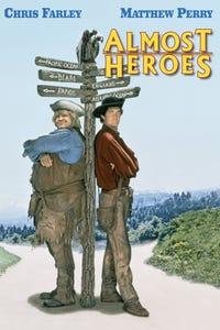 Almost Heroes as Leslie Edwards