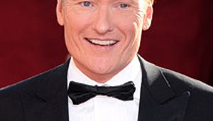 Live on Stage: Conan Hitting the Road for Comedy Tour