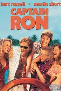 Captain Ron as Capitán Ron