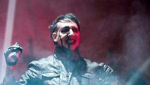 Marilyn Manson Is Going to Salem