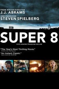 Super 8 as Jackson Lamb