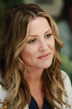 "Grey's Anatomy - Season 7 - ""Not Responsible"" - Jessica Capshaw"