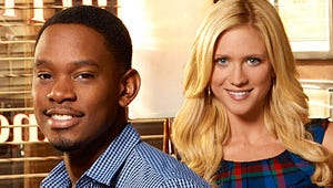 Brittany Snow Teases Harry's Law Romance