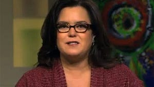 Rosie O'Donnell on Show Cancellation: I Thought It Would Be Easy