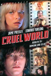 Cruel World as Claude Markham
