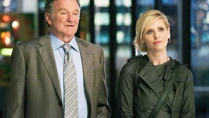 Robin Williams on Returning to TV for The Crazy Ones: It's Great to Have a Steady Gig
