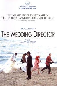 The Wedding Director as Franco Elica
