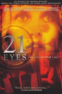 21 Eyes as Ellie