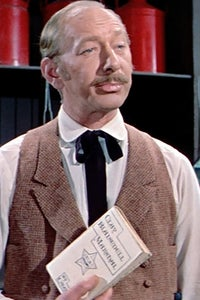 Vaughn Taylor as Mr. Ashley